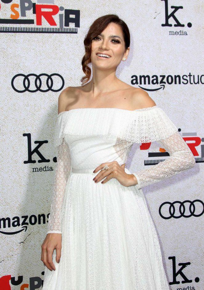 Blanca Blanco - 'Suspiria' Premiere in Los Angeles