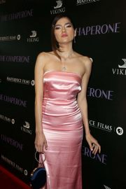 Blanca Blanco - 'The Chaperone' Premiere in Los Angeles