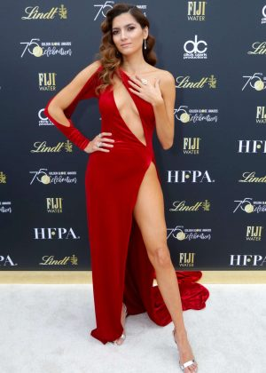 Blanca Blanco - The Official Viewing and After Party of The Golden Globe Awards in LA