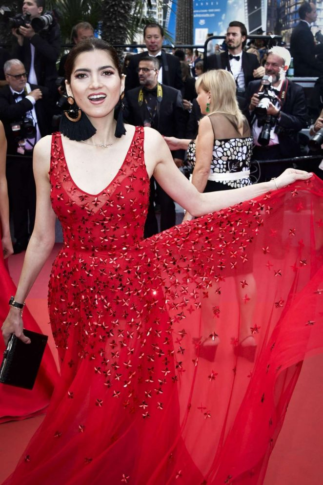 Blanca Blanco - 'The Wild Pear Tree' Premiere at 2018 Cannes Film Festival
