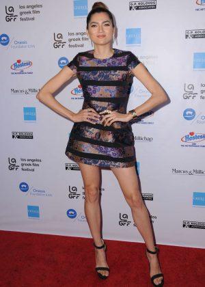 Blanca Blanco - 'Worlds Apart' Premiere at 2016 LA Greek Film Festival in Hollywood