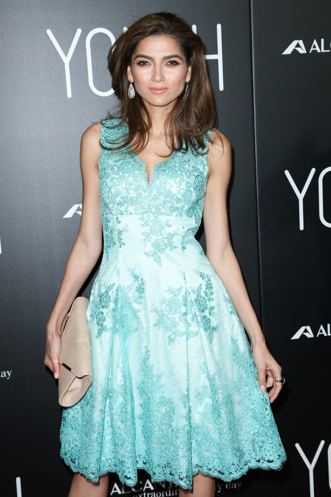 Blanca Blanco - 'Youth' Premiere in Los Angels