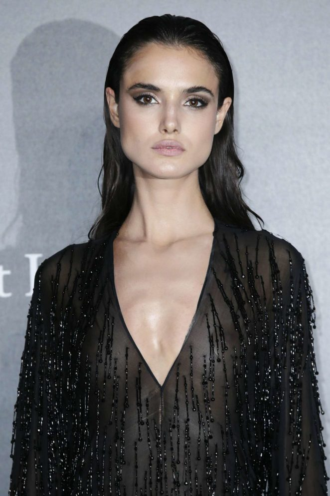 Blanca Padilla: 2017 AmfAR gala at Milan Fashion Week-12 ...