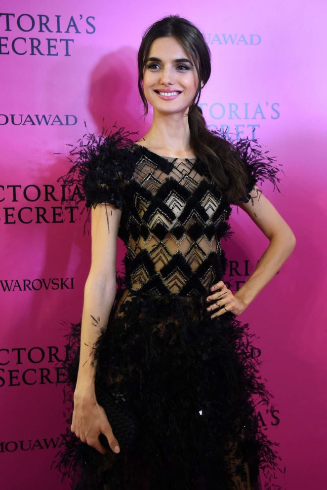 Blanca Padilla - 2017 Victoria's Secret Fashion Show After Party in Shanghai