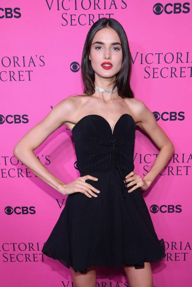 Blanca Padilla - 2017 Victoria's Secret Viewing Party in New York City
