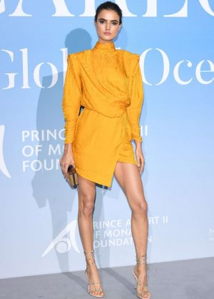Blanca Padilla - 2018 Gala for the Global Ocean in Monte-Carlo