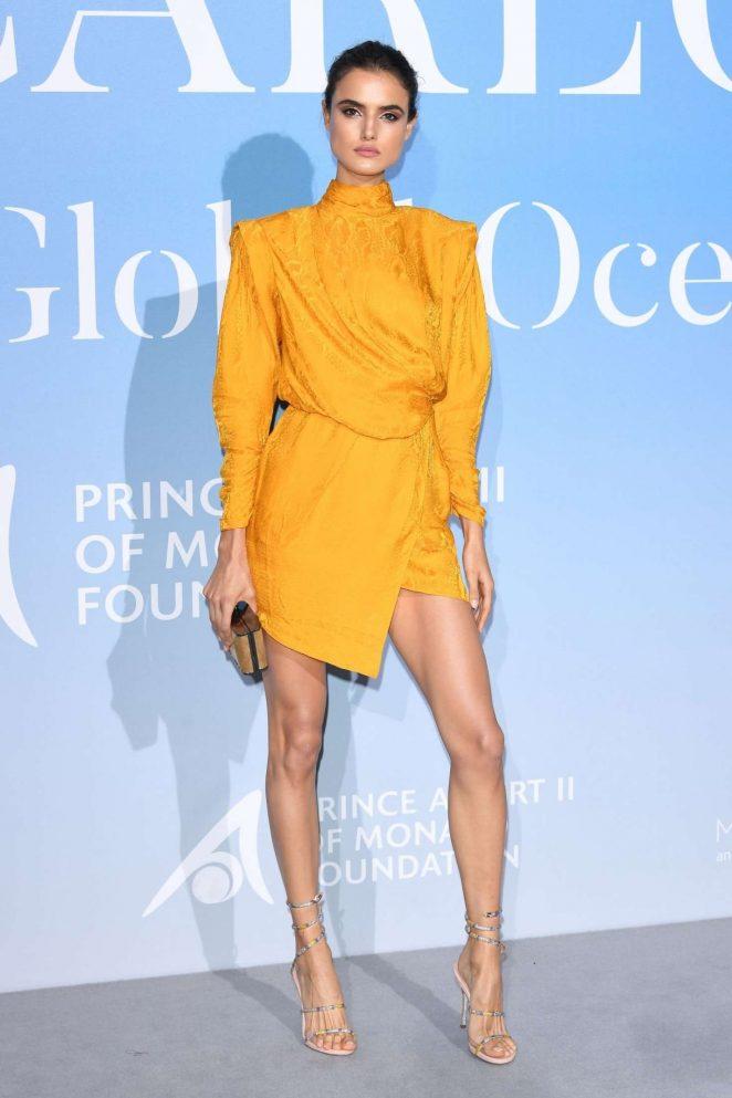 Blanca Padilla – 2018 Gala for the Global Ocean in Monte-Carlo