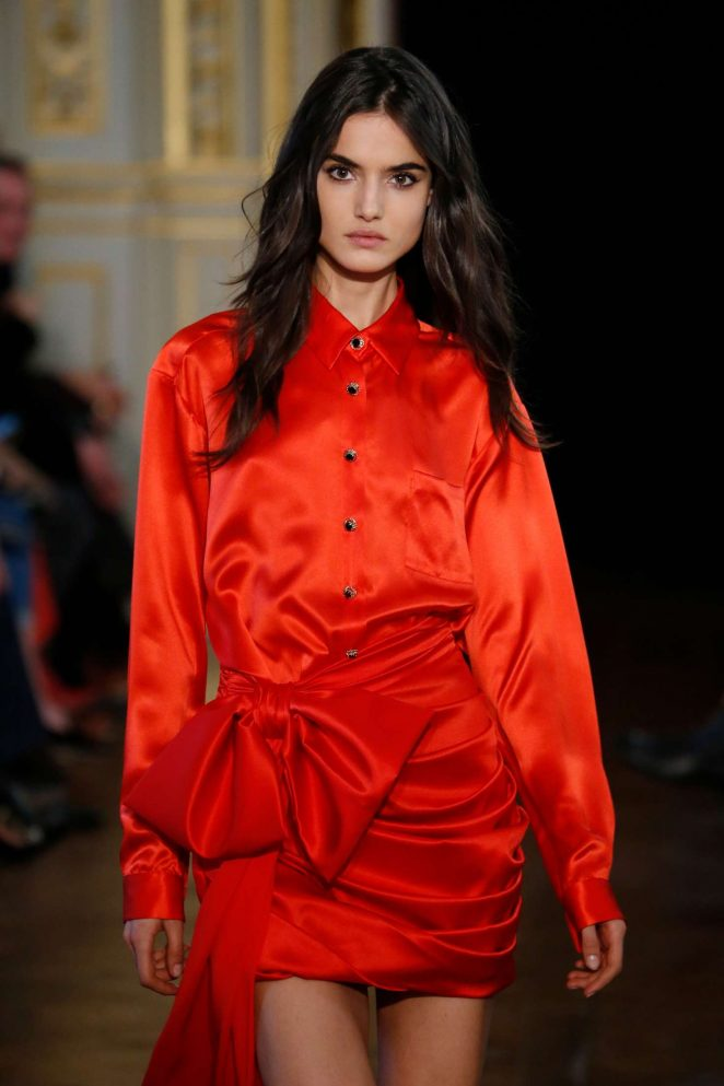 Blanca Padilla - Redemption Runway Show at 2017 PFW in Paris