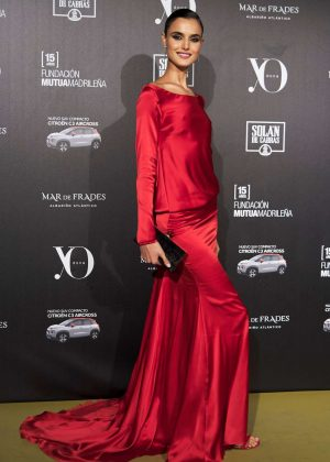 Blanca Padilla - 'YO DONA' International Awards 2018 in Madrid