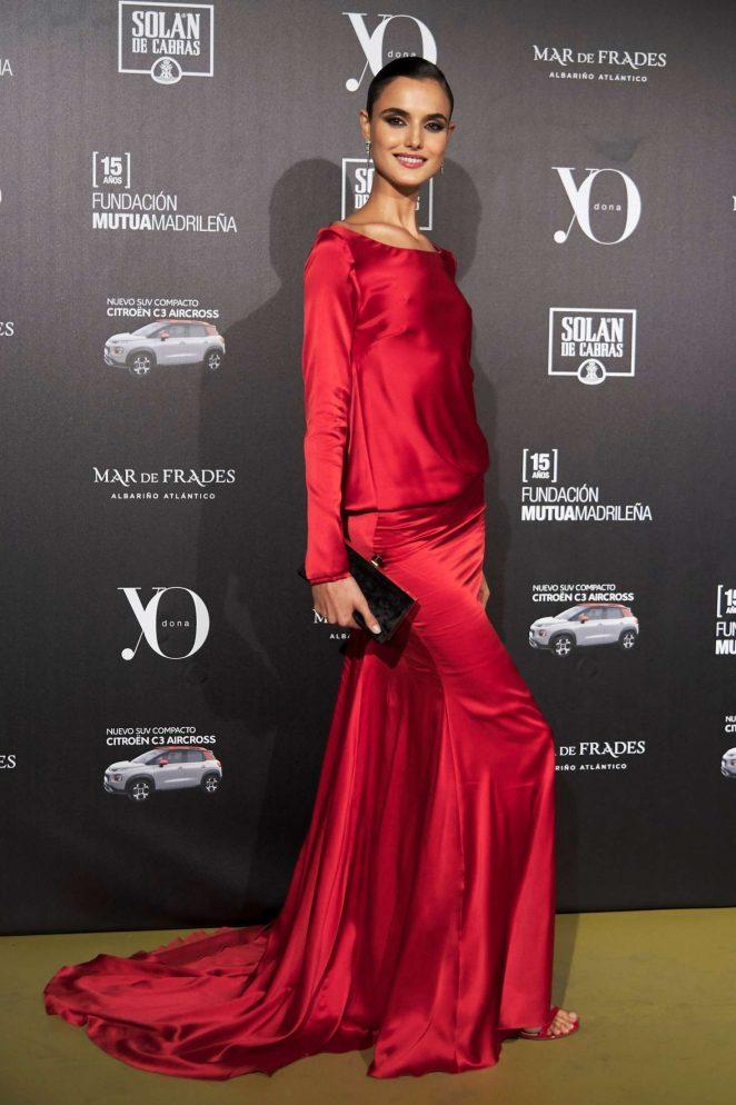 Blanca Padilla - 'YO DONA' International Awards 2018 in Madrid