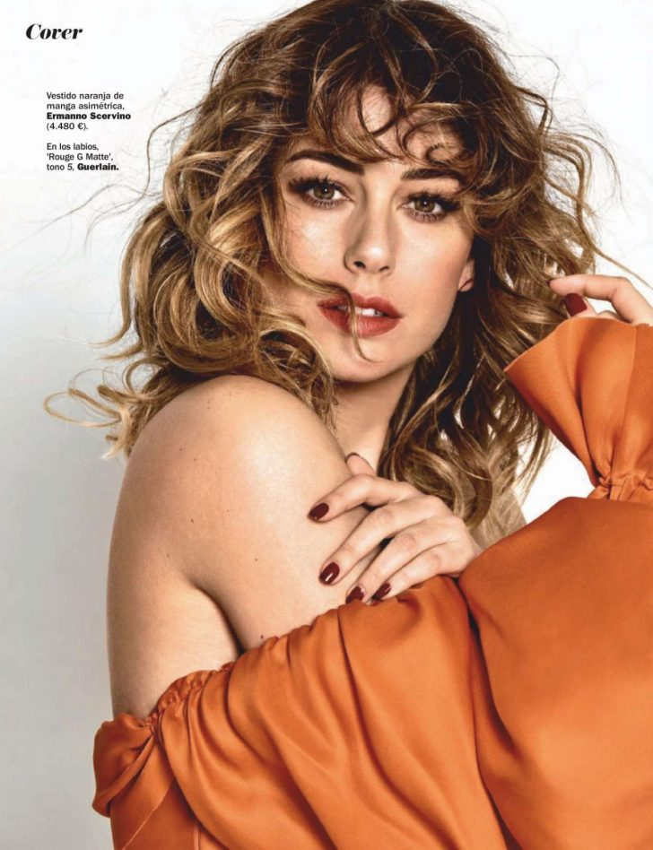 Blanca Suarez - Cosmopolitan Spain Magazine (April 2019)