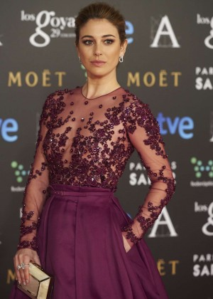 Blanca Suarez - Goya Cinema Awards 2015 in Madrid