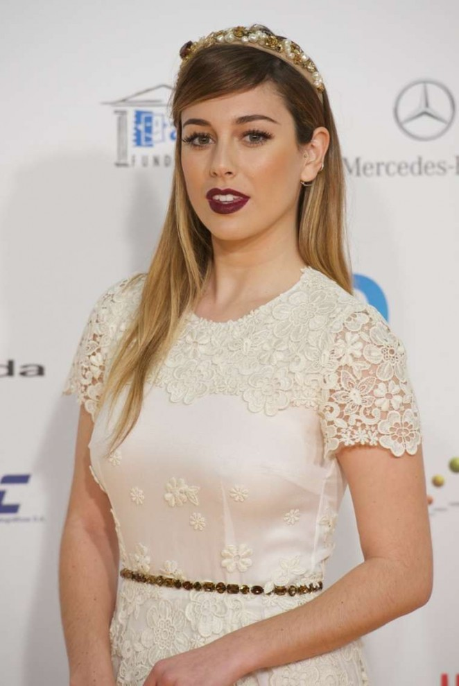 Blanca Suarez - Jose Maria Forque Awards 2015 in Madrid