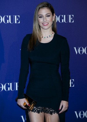 Blanca Suarez - 'Vogue Joyas' Awards 2015 in Madrid