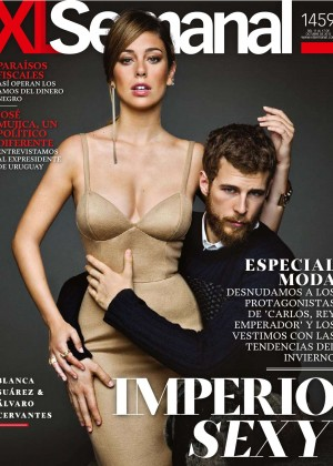 Blanca Suarez - Xl Semanal Spain Magazine (October 2015)