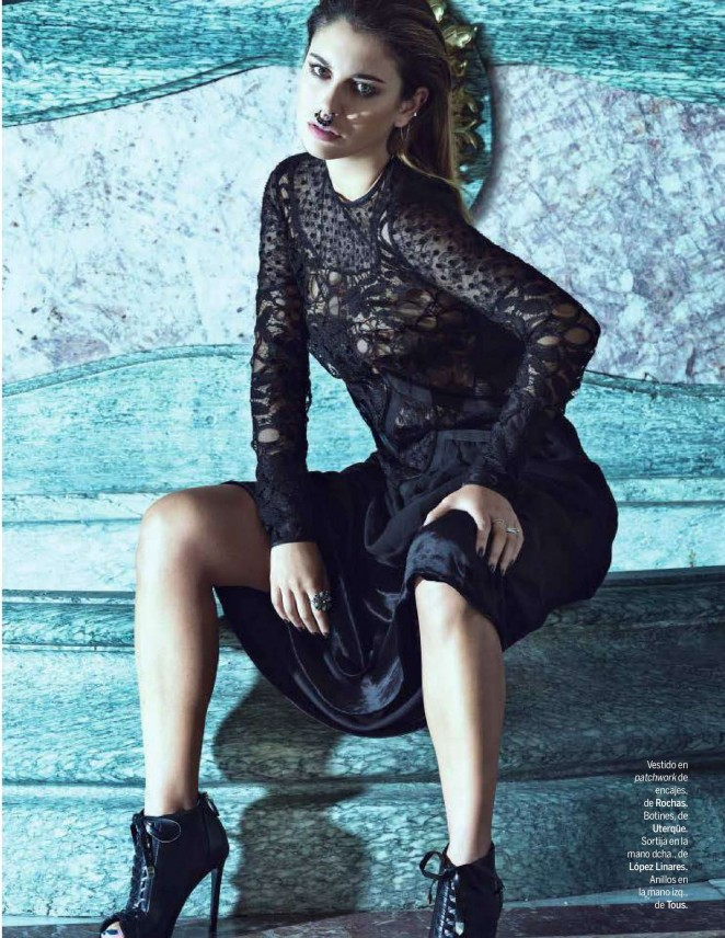 Blanca Suarez – Yo Dona Magazine (October 2015)