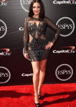 Bleona Qereti - 2015 ESPYS in Los Angeles