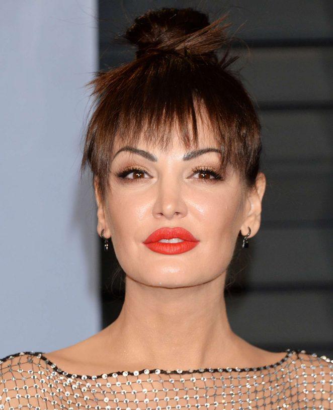 Bleona Qereti - 2018 Vanity Fair Oscar Party in Hollywood