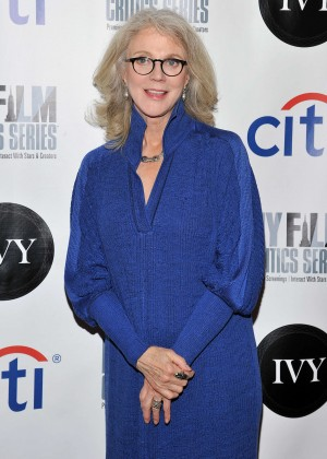 Blythe Danner - 'Tumbledown' Screening in New York