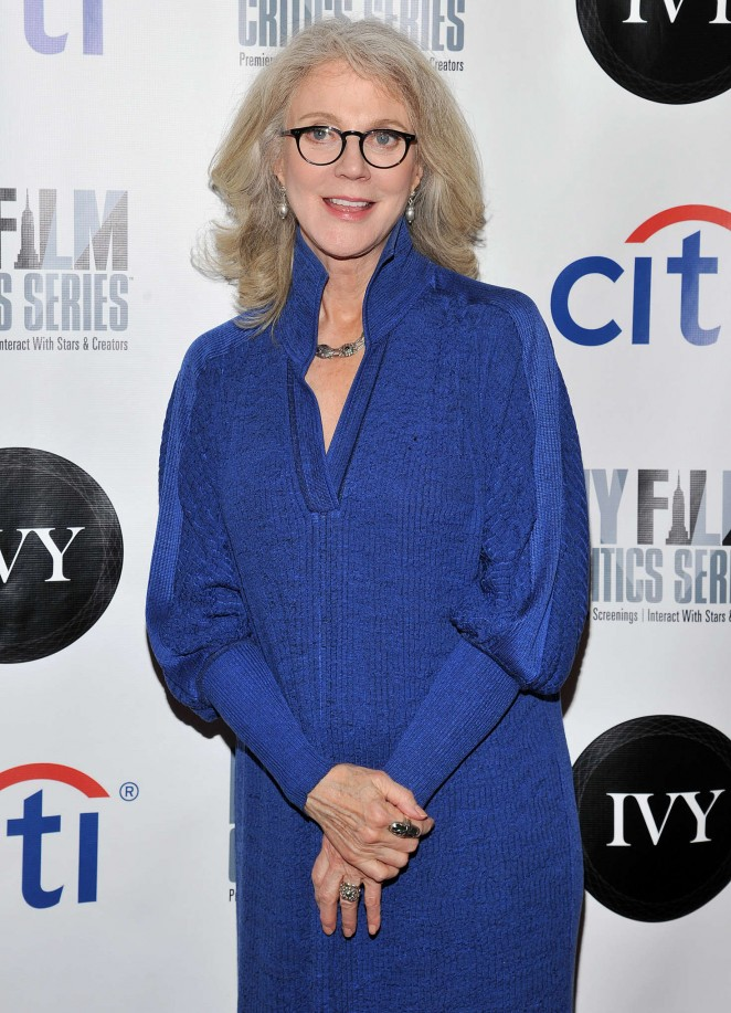 Blythe Danner - 'Tumbledown' Screening in New York