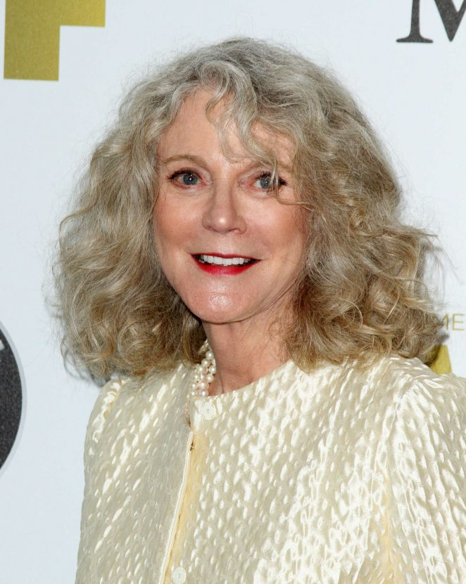 Blythe Danner - Women in Film 2016 Crystal Lucy Awards in Los Angeles