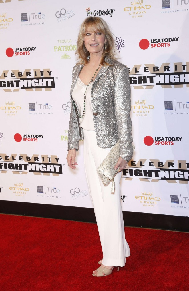 Bo Derek - 2016 Muhammad Ali's Celebrity Fight Night in Phoenix