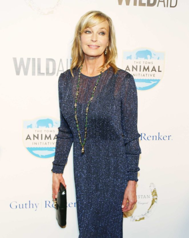 Bo Derek - 2017 Evening with WildAid in Beverly Hills