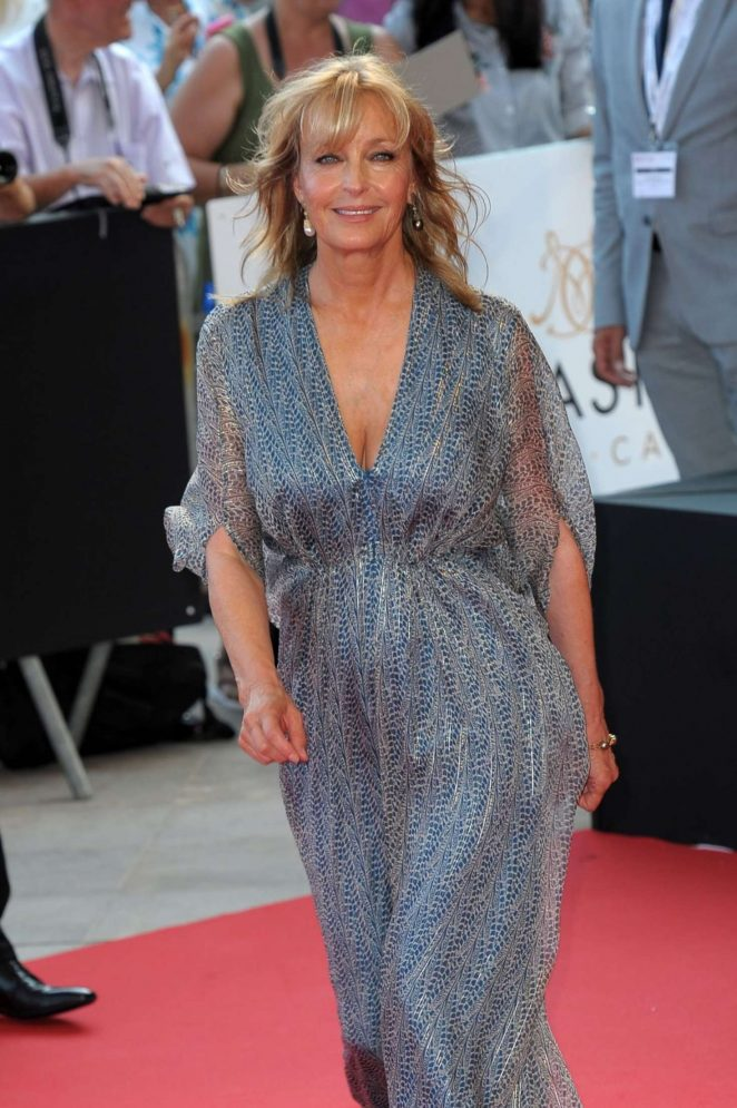 Bo Derek - 57th Monte-Carlo Television Oopening Ceremony