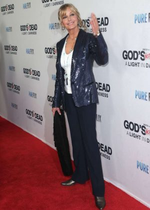 Bo Derek - 'God's Not Dead: A Light in Darkness' Premiere in LA