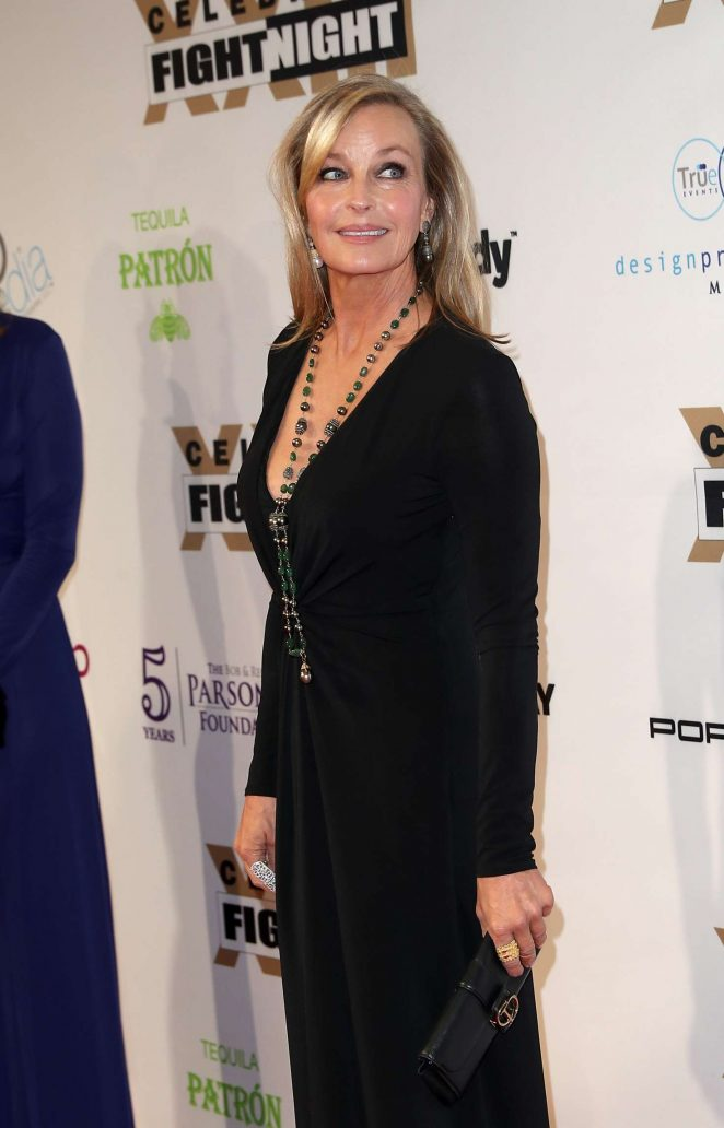 Bo Derek - Muhammad Ali's Celebrity Fight Night in Arizona
