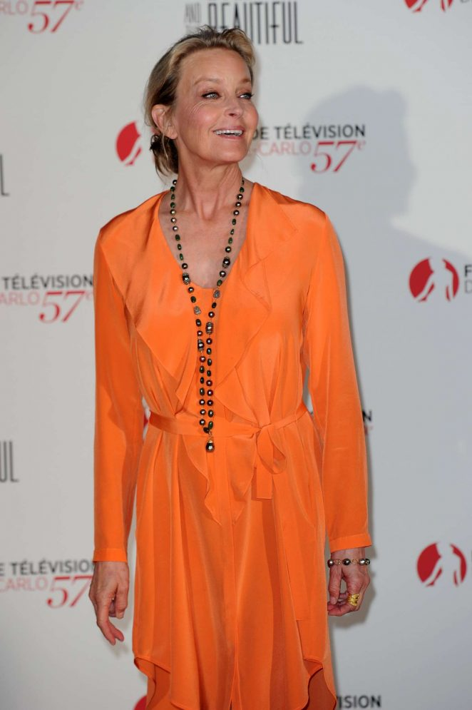 Bo Derek - 'The Bold and the Beautiful'Anniversary Event in Monte Carlo