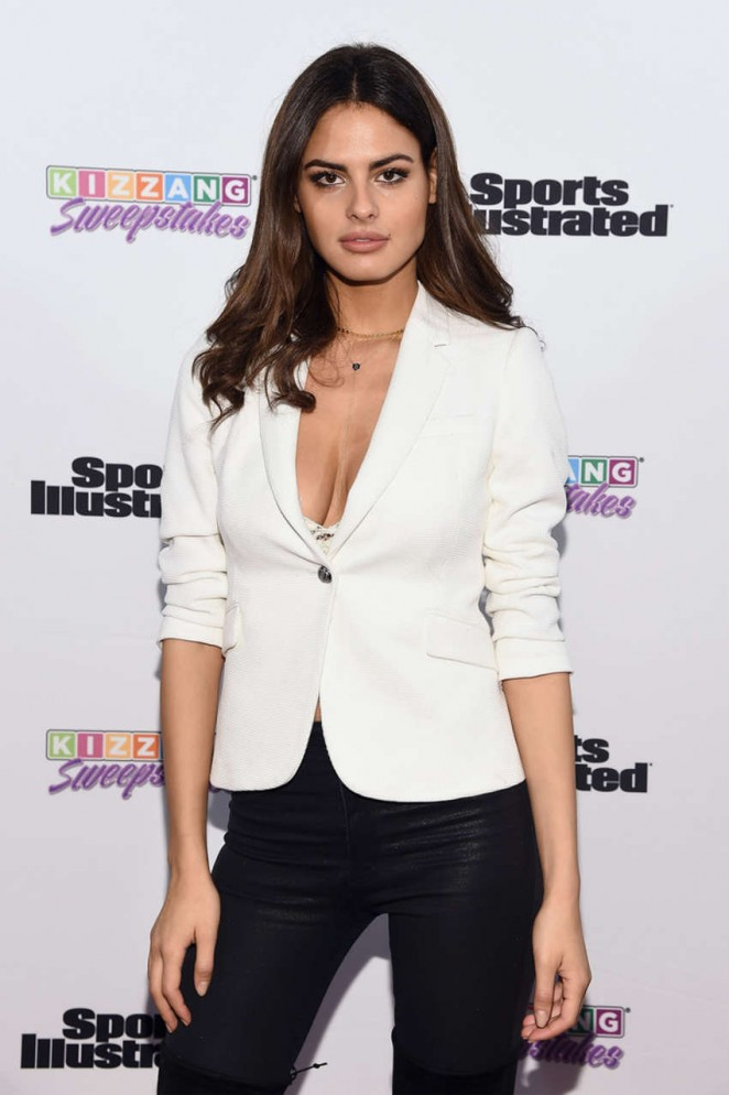 Bo Krsmanovic: Sports Illustrated and KIZZANG Bracket Challenge Party ...