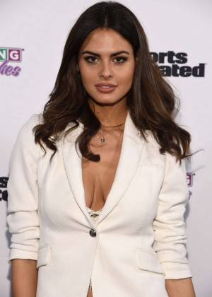 Bo Krsmanovic - Sports Illustrated and KIZZANG Bracket Challenge Party in NYC