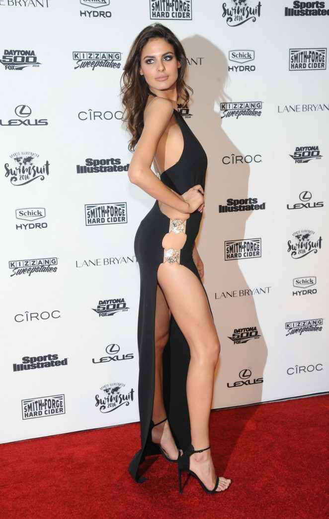 Bo Krsmanovic - Sports Illustrated Celebrates Swimsuit 2016 VIP Red Carpet Event in NY