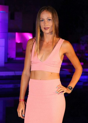 Bojana Jovanovski - 2015 China Open Player Party in Beijing