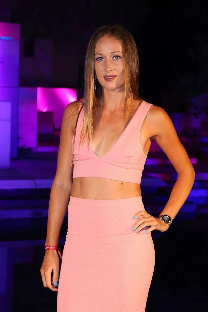 Bojana Jovanovski - 2015 China Open Player Party in Beijing