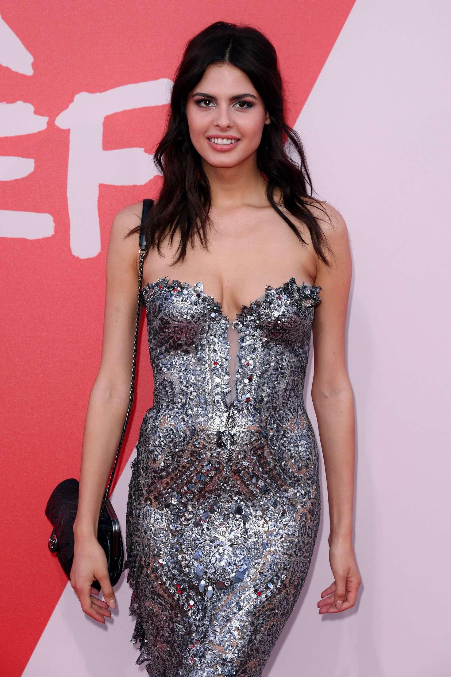 Bojana Krsmanovic - Fashion for Relief Charity Gala 2017 in Cannes