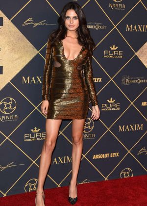 Bojana Krsmanovic - Maxim Hot 100 event in Hollywood