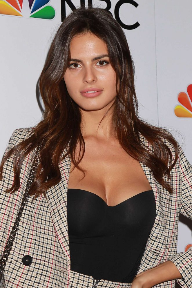 Bojana Krsmanovic - NBC and The Cinema Society Party for The Cast of NBC's 2018-2019 Season