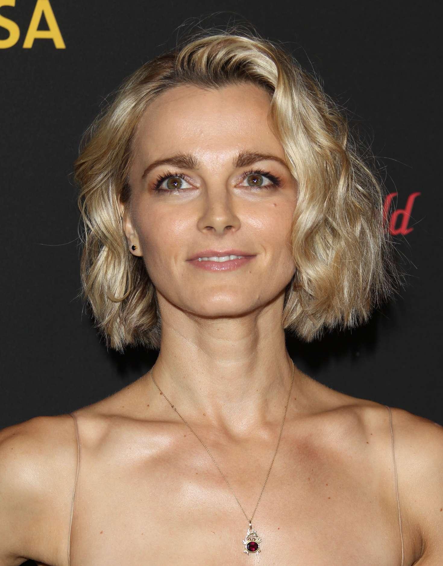 Alexandra Park: Marie Claire Hosts Fresh Faces Party