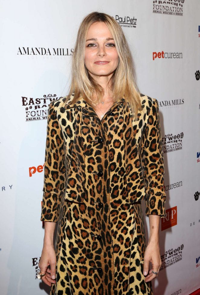 Bojana Novakovic - 2nd Annual Art for Animals Fundraiser Evening For Eastwood Ranch Foundation in LA