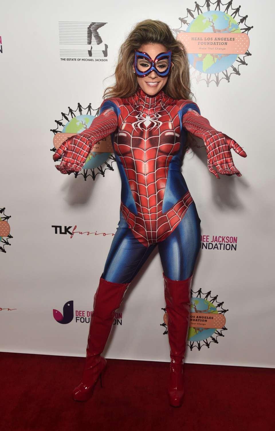 Bonnie-Jill Laflin - Heal LA Foundation's 3rd Annual 'Thriller Night' Costume Party in LA