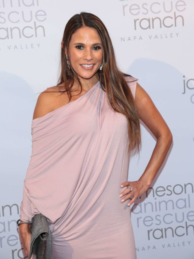 Bonnie-Jill Laflin - Jameson Animal Rescue Ranch Presents 'Napa In Need' in Beverly Hills