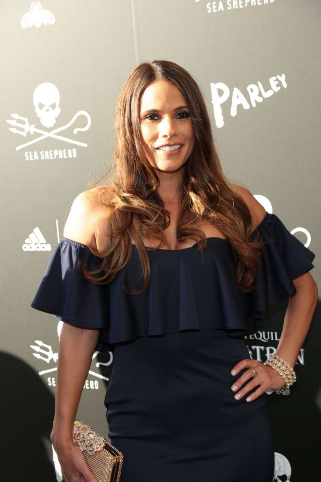 Bonnie Jill Laflin - Sea Shepherd Conservation Society's 40th Anniversary Gala in Beverly Hills