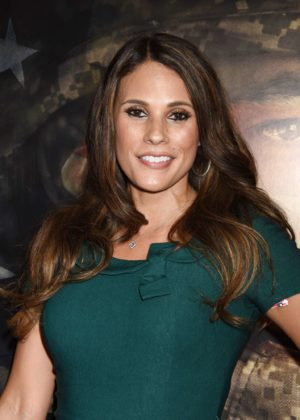 Bonnie-Jill Laflin - 'Thank You For Your Service' Premiere in Los Angeles