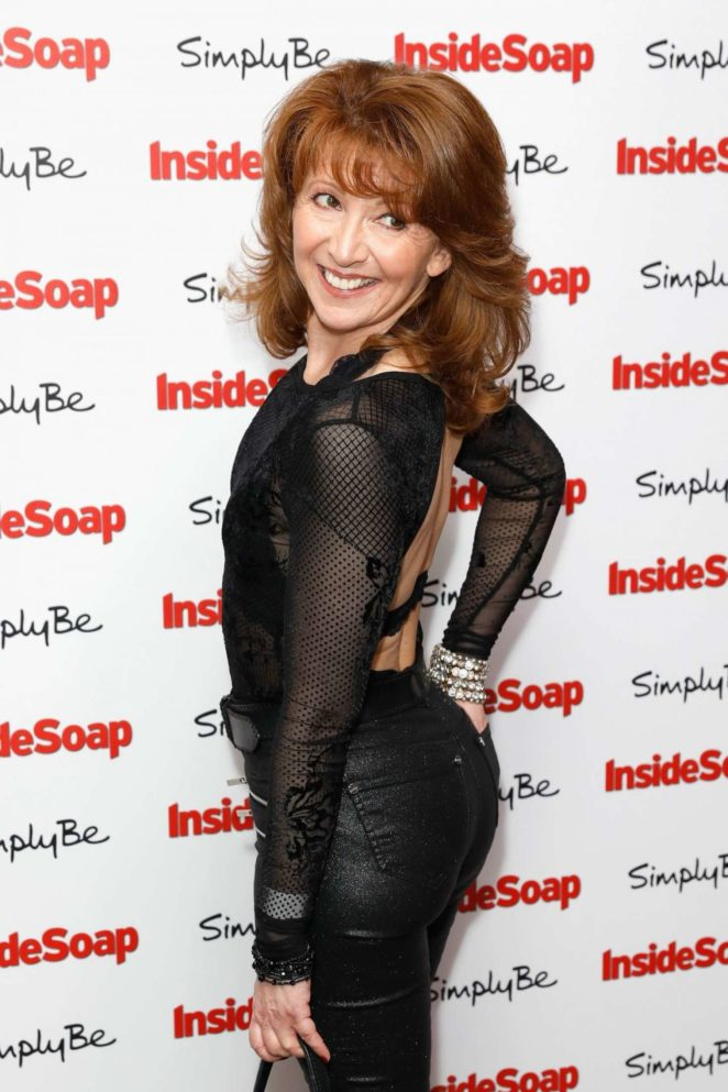 Bonnie Langford - 2017 Inside Soap Awards in London