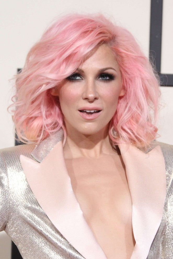 Bonnie McKee - 2016 GRAMMY Awards in Los Angeles