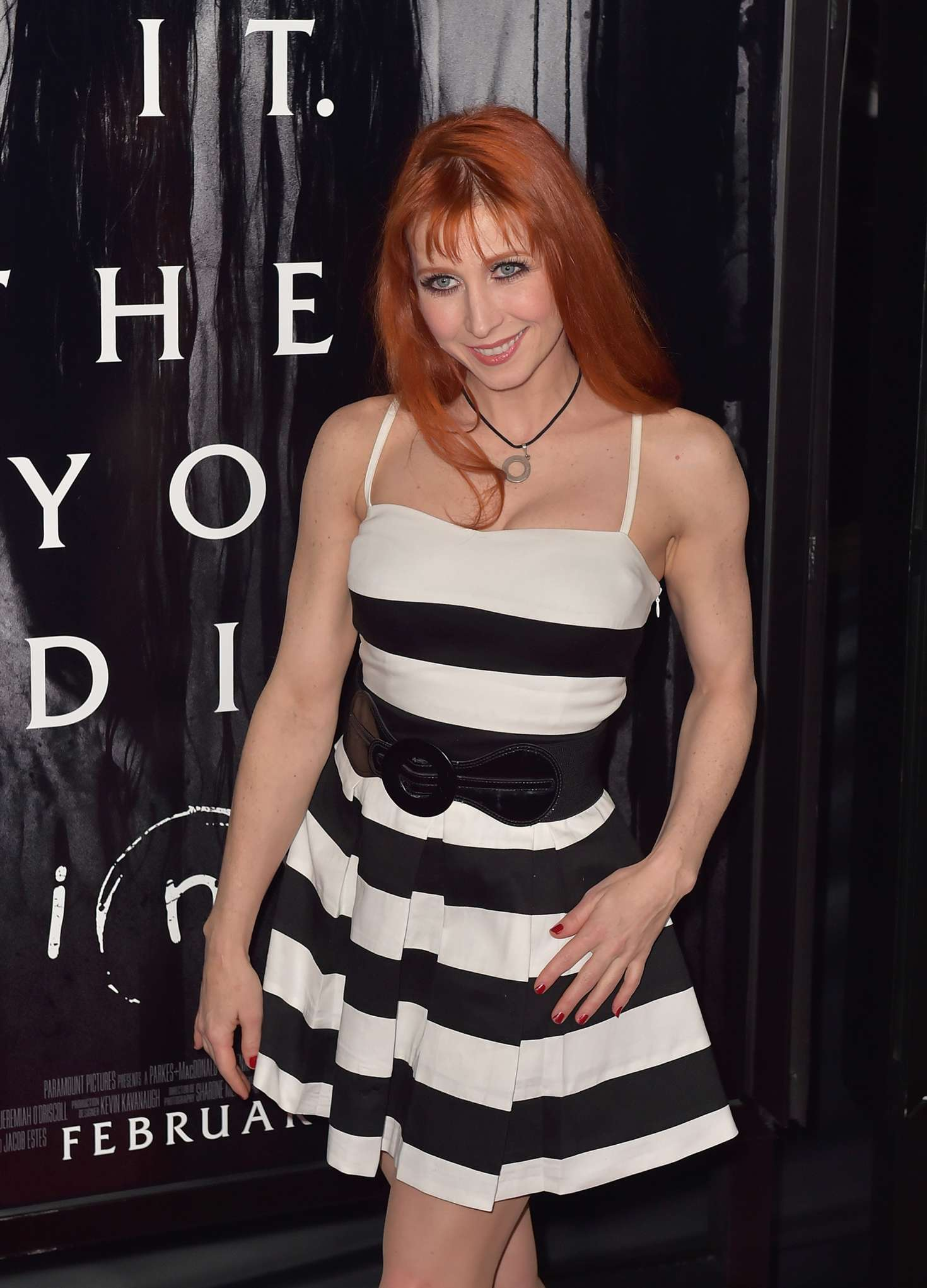 Bonnie Morgan - 'Rings' Premiere in Los Angeles