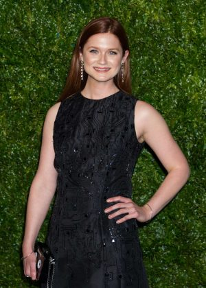 Bonnie Wright - Chanel Artists Dinner at 2017 Tribeca Film Festival in NY