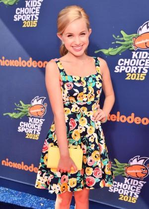 Brady Reiter - 2015 Nickelodeon's Kids' Choice Sports Awards in LA